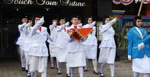 SMK PIM Kibarkan Bendera