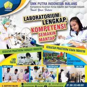 Laboratorium Lengkap, Kompetensi Semakin Mantap