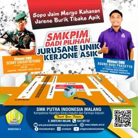 SMK PIM Dadi Pilihan, Jurusane Unik Kerjoane Asik