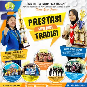 Prestasi Menjadi Tradisi - SMK YPIM